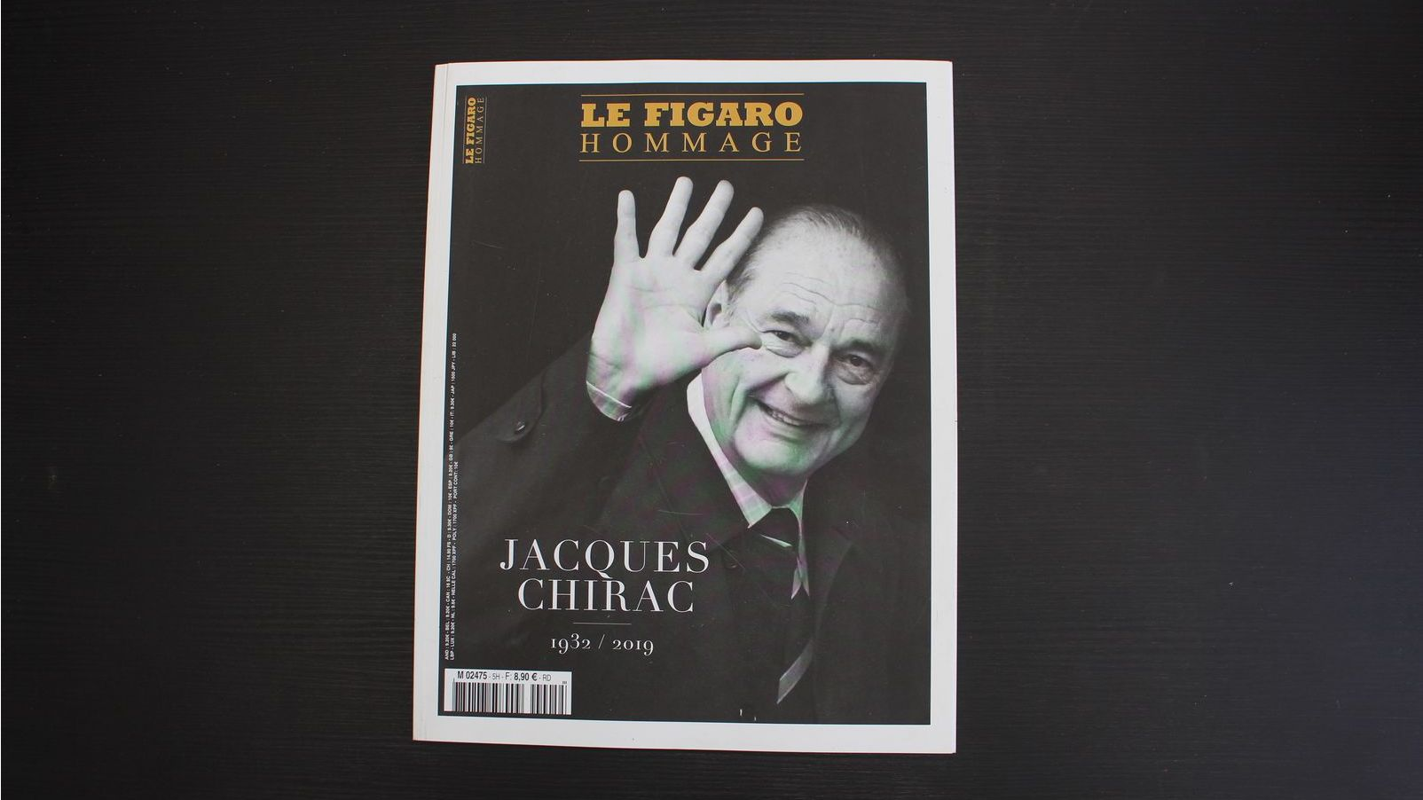 Photo 1 - Jacques Chirac - Hommage