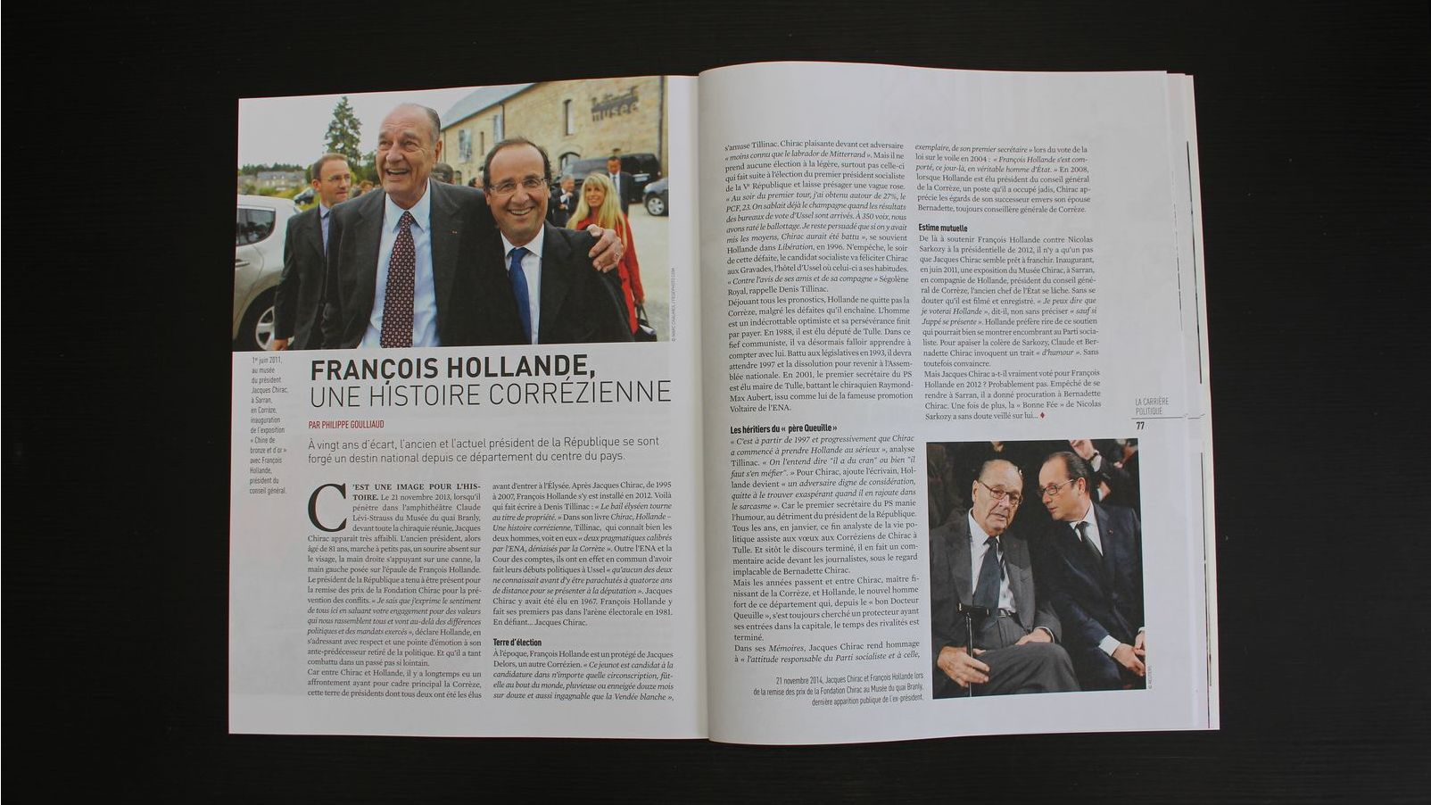 Photo 2 - Jacques Chirac - Hommage