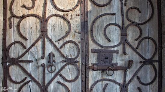 Photo fiche road-trip N° 11_1024_1 - Les gorges sauvages de la Dordogne - L'église de Liginiac - Liginiac - 19160
