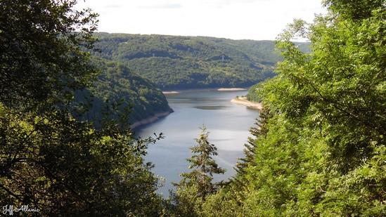 Photo fiche road-trip N° 11_82_1 - Les gorges sauvages de la Dordogne - Panorama sur la Dordogne à Chalvignac - Chalvignac - 15200