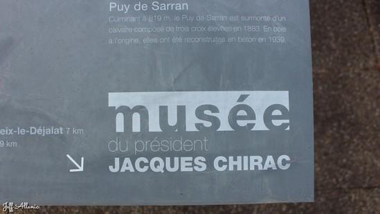 Photo fiche road-trip N° 12_134_1 - Le pays de Ventadour - Le musée du Président au village de Sarran - Sarran - 19800