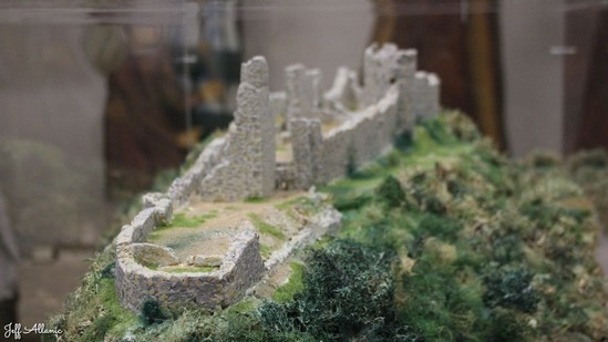 Photo fiche road-trip N° 12_371_1 - Le pays de Ventadour - Visite du château de Ventadour - Moustier-Ventadour - 19300
