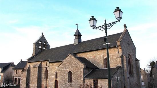 Photo fiche road-trip N° 12_525_1 - Le pays de Ventadour - Le village de Saint-Yrieix-le-Déjalat - Saint-Yrieix-le-Déjlat - 19300