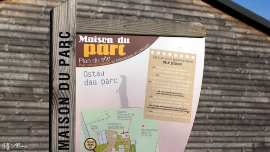 Photo fiche road-trip N° 15_382_1 - Les portes du Périgord blanc - La maison du Parc naturel Régional - Millevaches -  19290