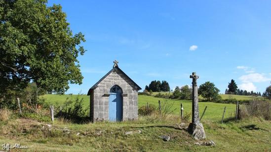 Photo fiche road-trip N° 15_402_1 - Les portes du Périgord blanc - Le hameau de Chavagnac - Chavagnac - 19290