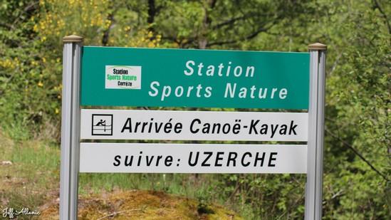Photo fiche road-trip N° 16_251_1 - Entre Vézère sauvage et Corrèze inattendue - Le pont de Peyrissac - Peyrissac - 19260