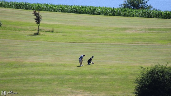 Photo fiche road-trip N° 17_240_1 - Les portes du Périgord blanc - Le golf de Chammet - Peyrelevade - 19290