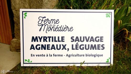 Photo fiche road-trip N° 18_3234_1 - Le massif des Monédières - La ferme de la Monédière - Chaumeil - 19390