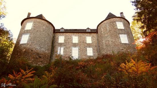 Photo fiche road-trip N° 3_341_1 - Corrèze en plein coeur - Château de Blanchefort - Lagraulière - 19700