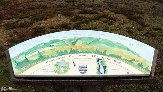 Photo fiche road-trip N° 3_469_1 - Corrèze en plein coeur - Arboretum  du Puy de Chadon - Gimel-les-Cascades - 19800