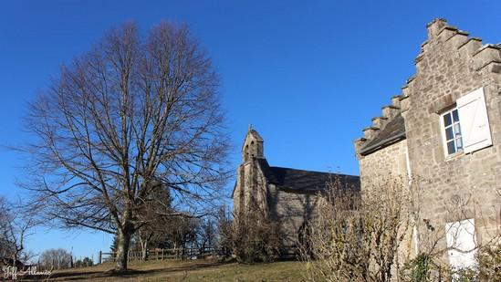 Photo fiche road-trip N° 3_511_1 - Corrèze en plein coeur - Hameau de St Priest de Gimel - Gimel-les-Cascades - 19800