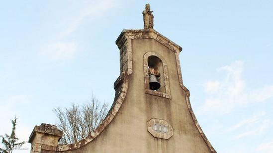 Photo fiche road-trip N° 3_704_1 - Les portes du Périgord blanc - Notre Dame de Chastre à Bar - Bar - 19800
