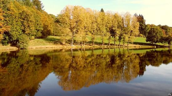 Photo fiche road-trip N° 4_128_1 - La perle du Limousin - Le village de Saint-Jal - Saint-Jal - 19700