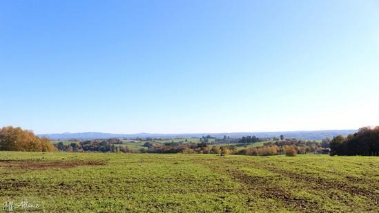 Photo fiche road-trip N° 4_162_1 - La perle du Limousin - Vue panoramique sur la Corrèze - Saint-Ybard - 19140