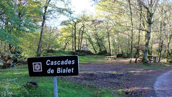 Photo fiche road-trip N° 4_163_1 - La perle du Limousin - Les cascades de Bialet  - Saint-Ybard - 19140