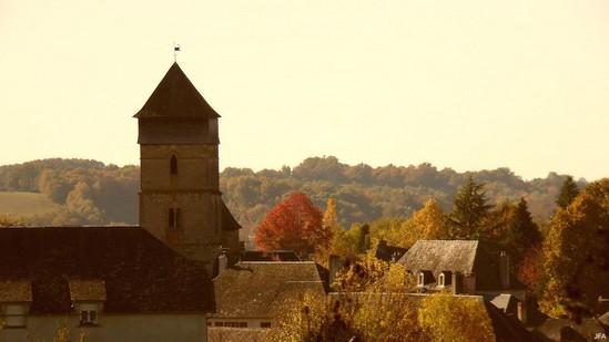 Photo fiche road-trip N° 4_455_1 - La perle du Limousin - Le village de Chamboulive - Chamboulive - 19450