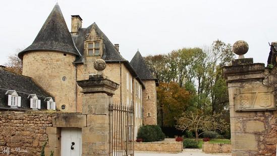 Photo fiche road-trip N° 5_3212_1 - Les portes du Périgord blanc - Le hameau de Ayen Bas - Ayen - 19310
