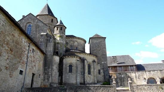 Photo fiche road-trip N° 5_321_1 - Les portes du Périgord blanc - Le village de Saint-Robert - Saint-Robert - 19310