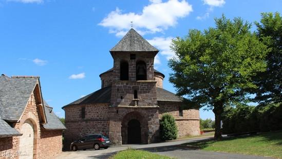 Photo fiche road-trip N° 5_42_1 - Entre vézère et Auvézère - La chapelle de Saint-Bonnet-Larivière - Saint-Bonnet-la-Rivière - 19130
