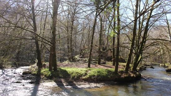 Photo fiche road-trip N° 5_719_1 - Entre vézère et Auvézère - Le pont de Bleygeat - Vigeois - 19410