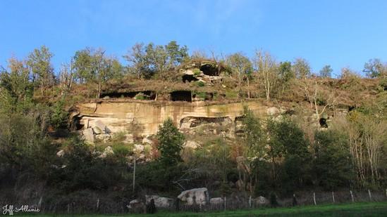Photo fiche road-trip N° 6_312_1 - La riviéra Correzienne - Les grottes de Ligniroux - Noailles - 19600