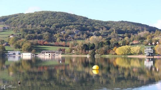 Photo fiche road-trip N° 6_5_1 - La riviéra Correzienne - La base nautique du lac du Causse - Lissac-sur-Couze - 19600