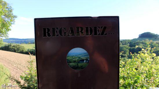 Photo fiche road-trip N° 7_18_1 - La vallée de la Dordogne  - Panorama du Lon - Noailhac - 19500