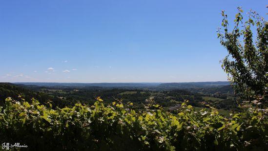 Photo fiche road-trip N° 7_30_1 - La vallée de la Dordogne  - Le Puy d'Arnac - Puy-d'Arnac - 19120