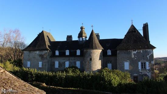 Photo fiche road-trip N° 8_8022_1 - Sources et inspirations de Coco Chanel - Le village de Lagarde-Enval - Lagarde-Enval - 19150