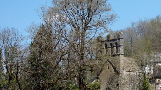 Photo fiche road-trip N° 9_1002_1 - La Xaintrie médiévale - Le hameau de Gléni - Servières-le-Château - 19320