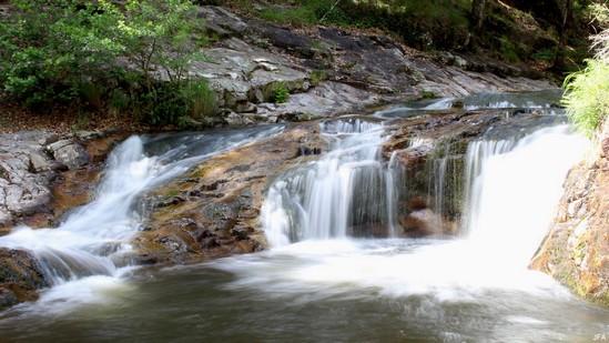 Photo fiche road-trip N° 9_69_1 - La Xaintrie médiévale - Les cascades de Lamativie - Lamativie - 46190