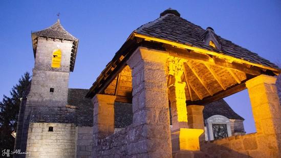 Photo fiche road-trip N° 9_73_1 - Les portes du Périgord blanc - Le village de Bassignac-le-Haut - Bassignac-le-Haut - 19220
