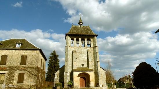 Photo fiche road-trip N° 9_94_1 - La Xaintrie médiévale - Le village de Saint-Cirgues-la-Loutre - Saint-Cirgues-la-Loutre - 19220